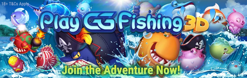 GG Fishing 3D