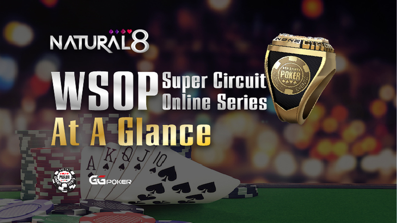 WSOP Super Circuit 2020 Highlights and key numbers